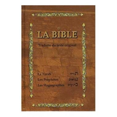 La bible traduite du texte original