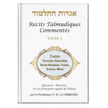 Récits Talmudiques commentés tome 2
