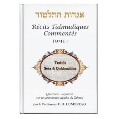 Récits Talmudiques commentés tome 5