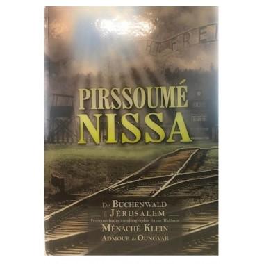 Pirssoumé Nissa -De Buchenwald à Jérusalem